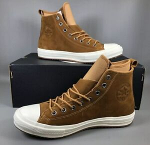 Details about Converse Chuck Taylor All Star WP Boot High Top Raw Sugar Size 9 157461c New
