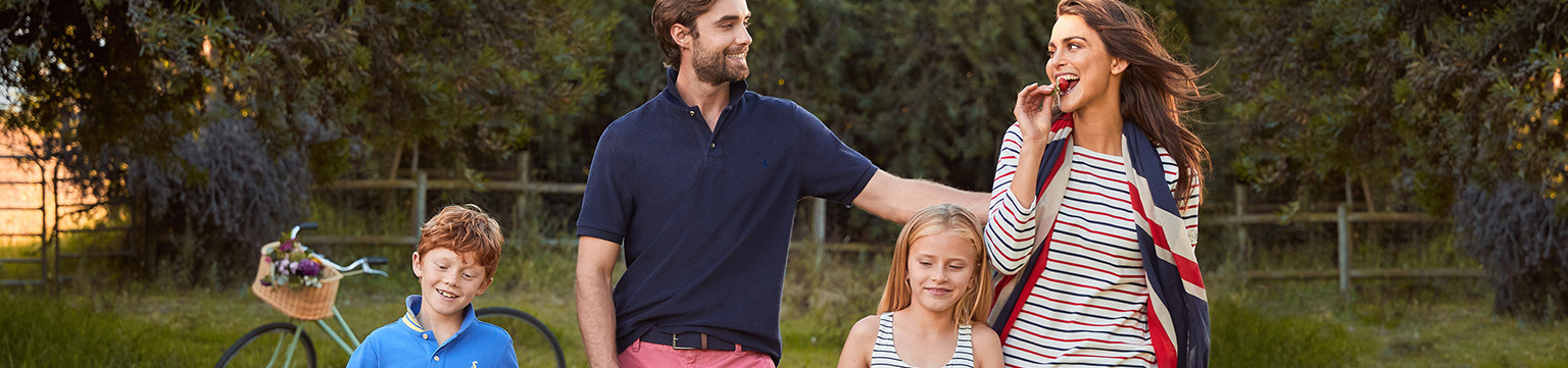 Joules - Up to 60% off Selected Lines