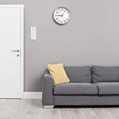 Haussprechanlage 2 Draht Türsprechstelle 1 Familienhaus Klingel Freisprechanlage