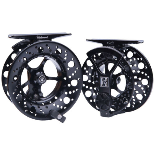 Nouveau Wychwood River and Stream Fly reels noir 2//3 # Spare spool C0652