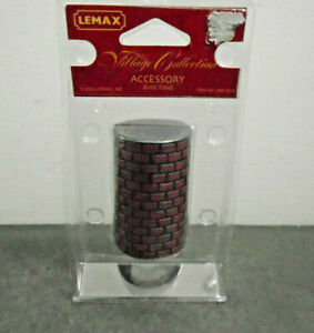 VINTAGE 2003 LEMAX VILLAGE COLLECTION BRICK ROAD ACCESSORY 34913CV X 2