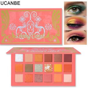 UCANBE-18-vivid-colors-summer-Makeup-look-Bright-pigmented-eye-Cosmetics-Z