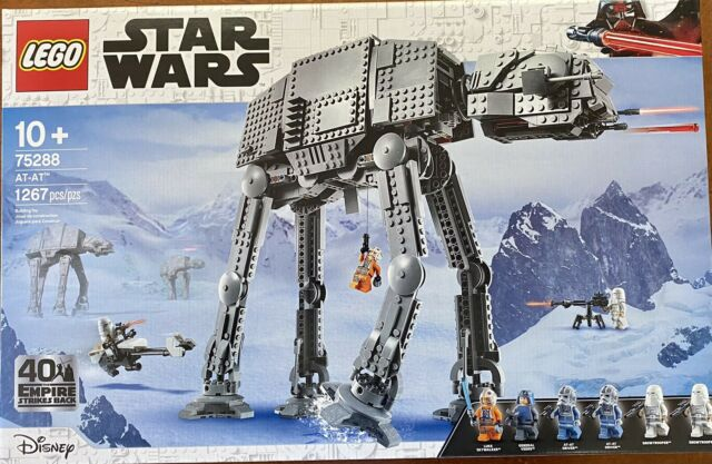 LEGO 75288 Disney Star Wars The Empire Strikes Back AT-AT