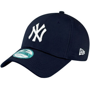 New-Era-9Forty-Casquette-New-York-Yankees-navy-blanc