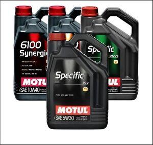 5liter-5ltr-MOTUL-ESPEC-FICO-913d-ACEITE-DE-MOTOR-5w-30-MOTOR-Aceite-FORD