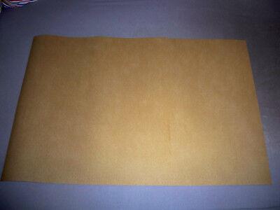 Veganes Leder,Naturkork Grau 25 x 35 cm Korkleder Kork Korkstoff Textil