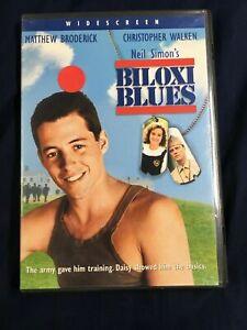 Biloxi Blues Dvd Matthew Broderick Christopher Walken 1988 Neil