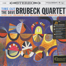 Dave Brubeck Quartet, The - Time Out 200g Vinyl  (LP - 1960 - US - Reissue)