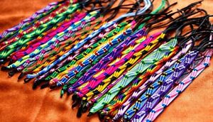 Lot MIX STYLES friendship bracelets NEW Handmade