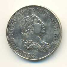 Essequibo & Demerary United Colony Guyana Silver 2 Guilders 1816 XF RARE