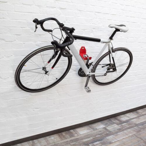 roue pour pendre pour montage mural rouge vélo Crochets 3x Support vélo pour pédales