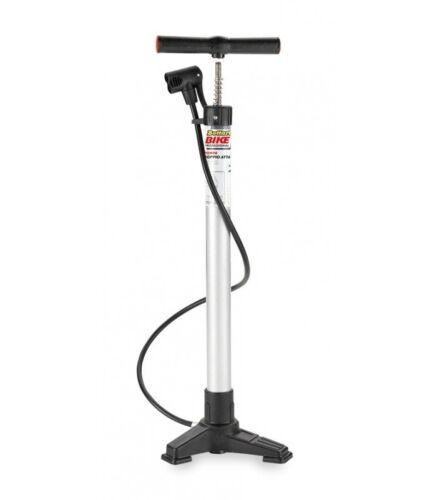 Pompa Gonfiatore Alluminio Professionale per Bici Bicicletta con doppia Valvola