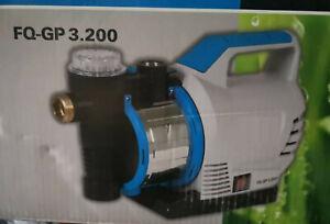 Fq Gp 3 200 Gartenpumpe Pumpe Mit Eco Motor Und Integriertes Ruckschlagventil Ebay