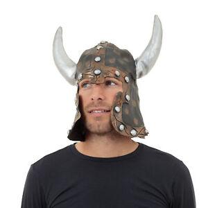 Small Children/'s Viking Helmet Fancy Dress Accessory Hat Kids