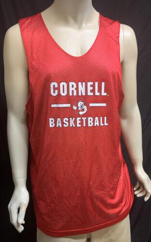 Cornell university Basketball #63 reversible Jerse