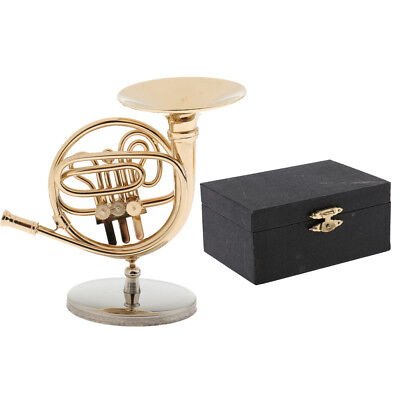1//6 Tuba Trombone Mini Musical Instrument for Hot Toys Action Figure ACCS