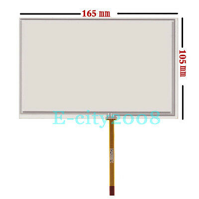 """for 12.1/"""" 5wire Resistive Touch screen Panel Digitizer film 266*203mm 4:3"""
