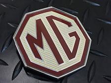 MG TF BOOT LID BADGE. GENUINE MG PRODUCT DAB000160