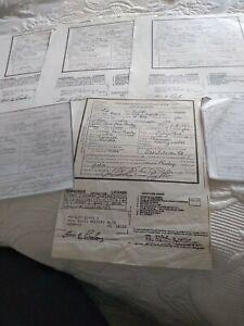 Elvis Presley Replica Copy Birth Certificate State Of Mississippi Ebay
