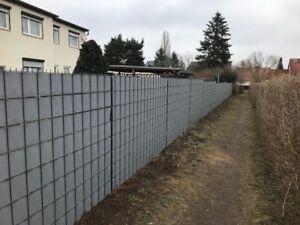 Doppelstabmatte Metallzaun Gartenzaun Einfahrtstor Gartentor aus ...