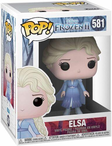 Funko Elsa Nuovo in Scatola Frozen 2 Pop Disney