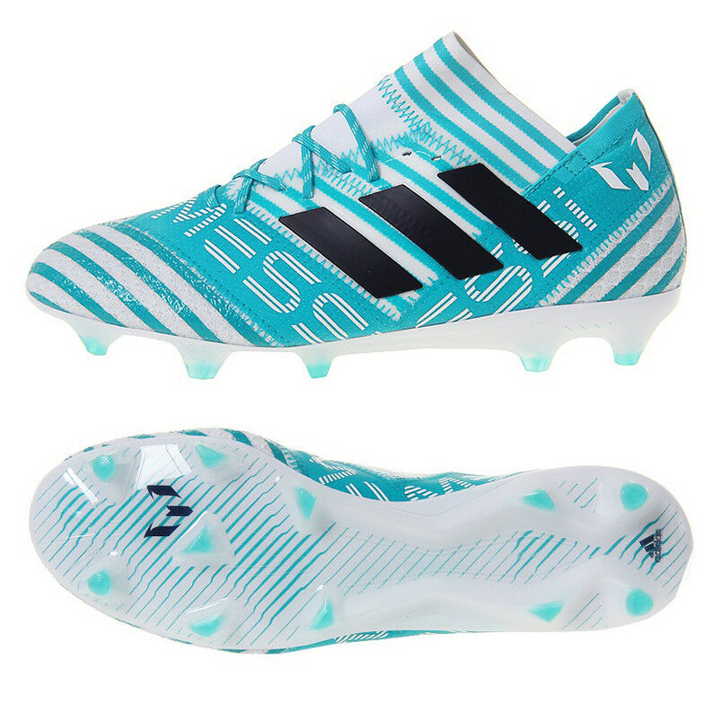 Adidas NEMEZIZ Messi 17.1 FG BY2406 Soccer Cleats Football scarpe stivali