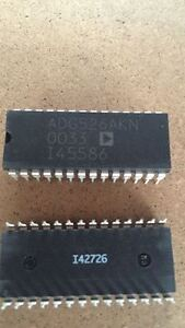 ADG509AKN IC DIP 16 Analog Devices CMOS 4//8 Channel Analog Multiplexer