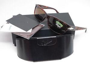 3c4cd91ee37 Persol PO 2803-S 24 57 Havana w Crystal Brown Polarized Sunglasses ...