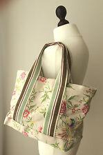 Wunderschöne MARNI Canvas Tasche Bag Sommer Frühling Blumen !!!