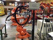 Abb Robot Abb 1400 Robot Welding Robot Abb S4c Controls System Fanuc Robot
