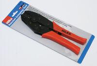 Ratchet Crimping Tool Crimp Cimper Pliers Precision Red Blue Yellow Terminals