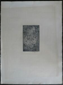 Mark-Tobey-034-Magic-Forest-034-Kaltnadelradierung-H-C-handsigniert-24-0-x-15-5