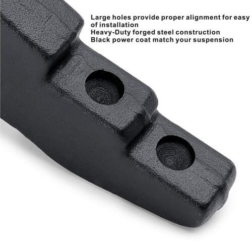 Torsion Bar KeyS Forged Lift Kit 1-3/'/' Silverado Sierra 1500 2500 3500 HD 8 lug