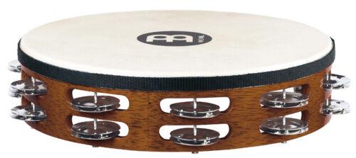 Meinl TAH2AB Hand Tambourine Holz Headed Holz