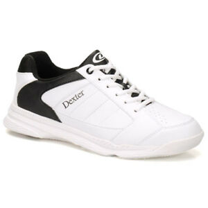 ca76f94e51 Dexter Ricky IV White Black Men s Bowling Shoes Choose Your Size ...