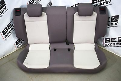 original vw up r cksitzbank r ckbank sitzbank stoff sitze hinten teilbar ebay. Black Bedroom Furniture Sets. Home Design Ideas