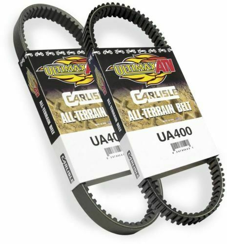 Carlisle Ultimax ATV Drive Clutch Belt for Polaris Phoenix 200 05-12 UA453