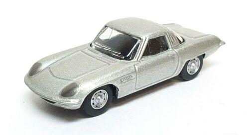 1//100 Kyosho MAZDA COSMO SILVER diecast car model
