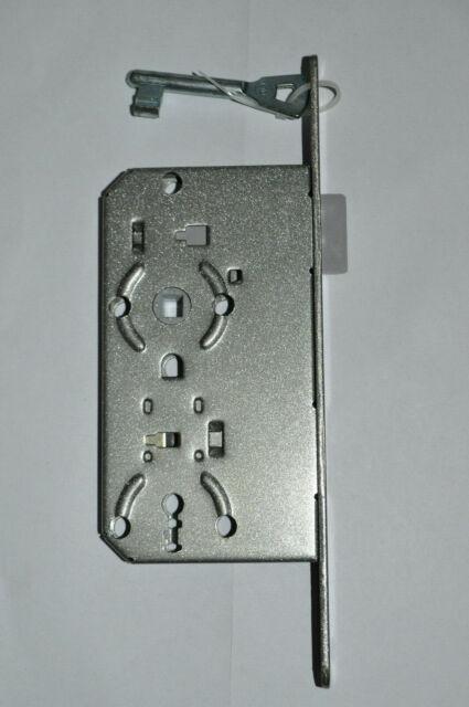 Bever & Klopphaus ZIMMERTÜRSCHLOSS Bb 55/72/ 8 mm DIN rechts, Stulpe 20 rund