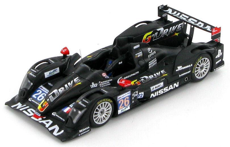 Oreca 03 Nissan Signatech  26 Le Mans 2012 1 43 - S3712