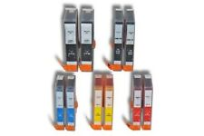 10 CHIPPED Ink Cartridge 364XL for HP  5520 5524 6510 6520 7510 PRINTERS PHOTO