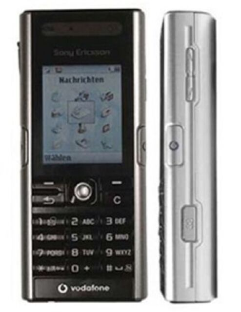 NEW SONY ERICSSON V600i 3G VODAFONE LOCKED MOBILE PHONE BOXED