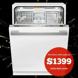 Miele Unboxed G4993SCVI Fully Integrated Panel Ready Dishwasher with 3D Cutlery Tray Markham / York Region Toronto (GTA) Preview