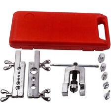 Hvac Flaring And Swaging Tool Kit Soft Refrigeration Copper 516 Odtubing