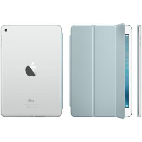 Original Apple iPad Mini 4 Smart Cover Turquoise Teal Mint Light Blue MKM52ZM//A