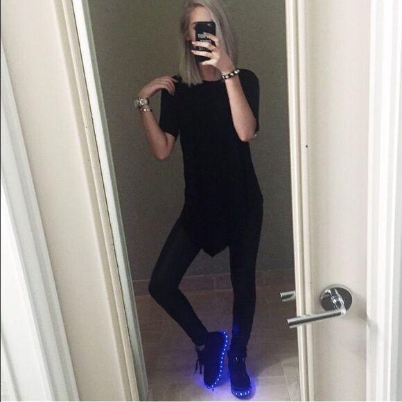 Topshop x Glow Light-Up scarpe da ginnastica 6.5 (As Seen Seen Seen on Amanda Steele) f7d60c