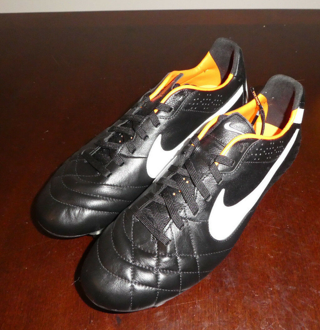 Nike Tiempo Legend IV SG Soccer Cleats new shoes 454330 018 Made in