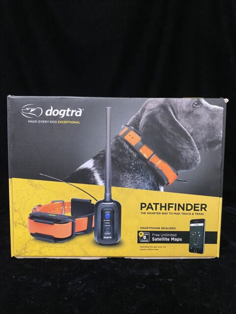 Dogtra GPS Pathfinder Dog Tracking + Training E-Collar 9-Mile SmartPhone Control