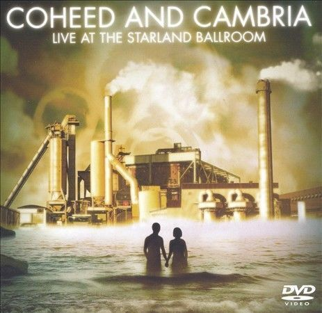 1 of 1 - USED (VG) Coheed and Cambria: Live at the Starland Ballroom (2005) (DVD)