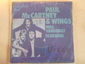 Details zu PAUL McCARTNEY & WINGS Mrs Vandebilt / Bluebird - 7